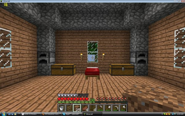 Syko's MC Hut Symmetry