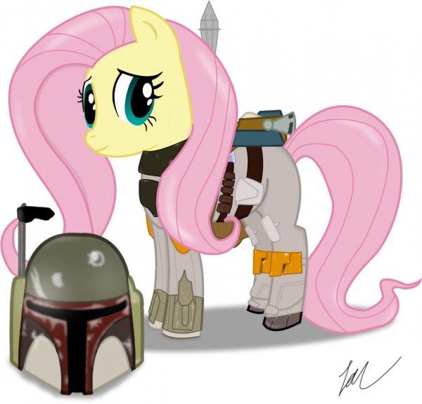 Star Pony Fluttershy
