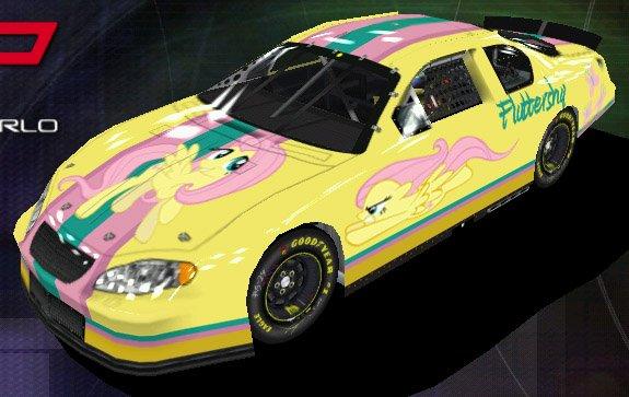 Fluttershy Car