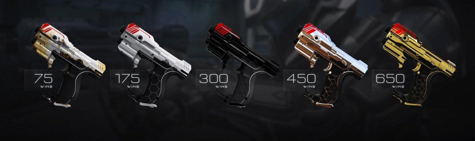 H5 Magnum Skins