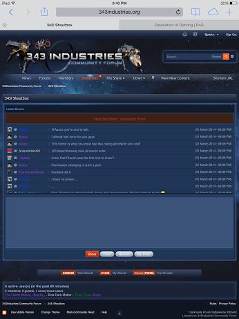 Spark's Screenshot Azaxx Is Purple