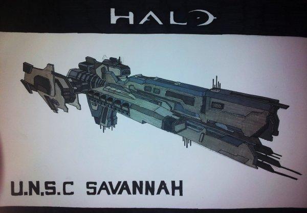 UNSC Savannah