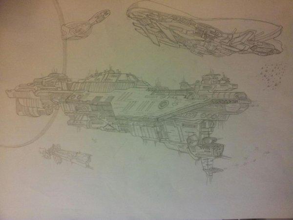 Spirit of Fire, 2nd Draft.