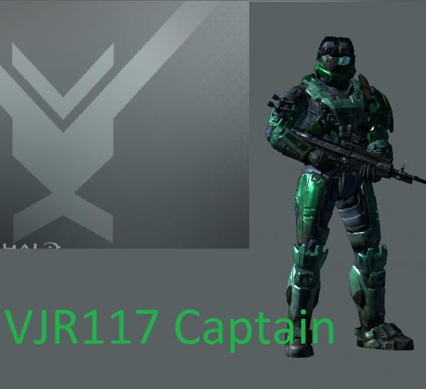 VJR117 Captain