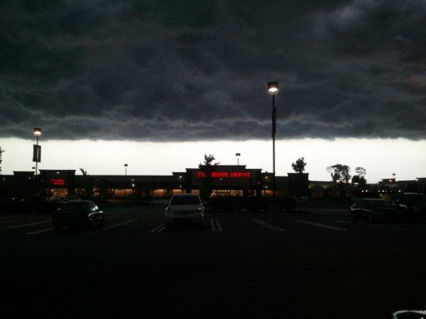 Nasty Storm #1