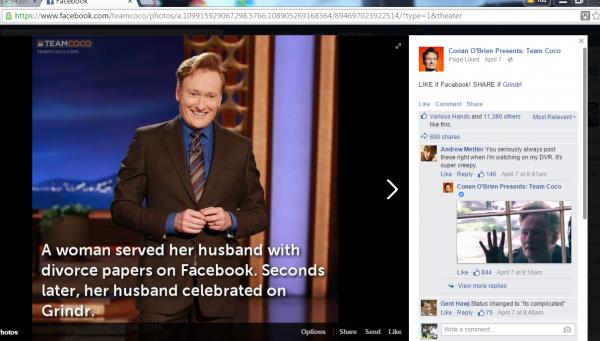 Conan stalker