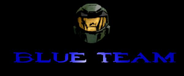 Blue Team Logo Concept
