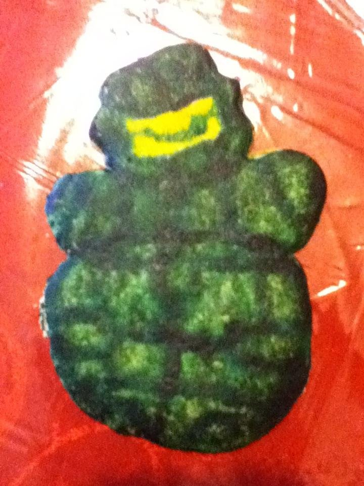 Master Chief Cookie