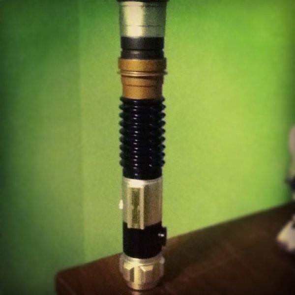 My new lightsaber :D
