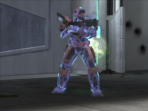 My Halo Reach and Halo 4 Screenshots