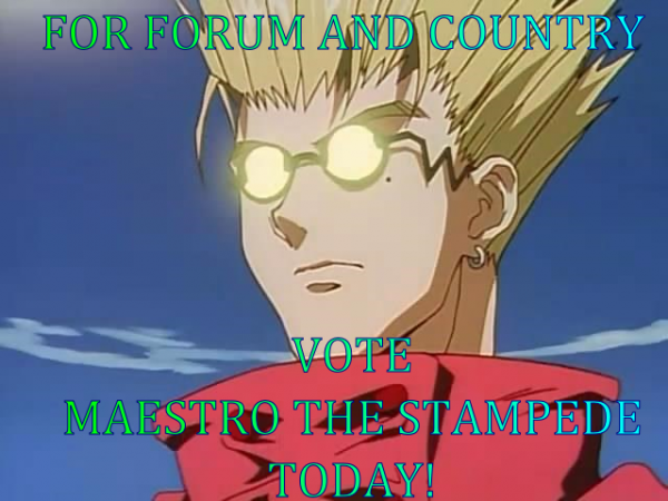 FOR FORUM AND COUNTRY