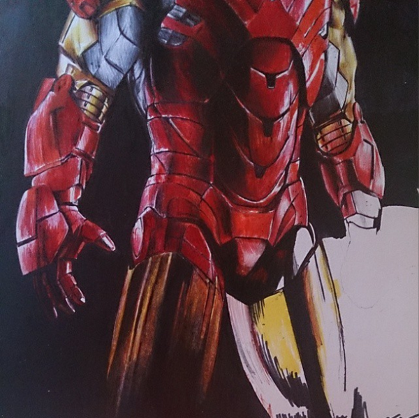 Iron Man update
