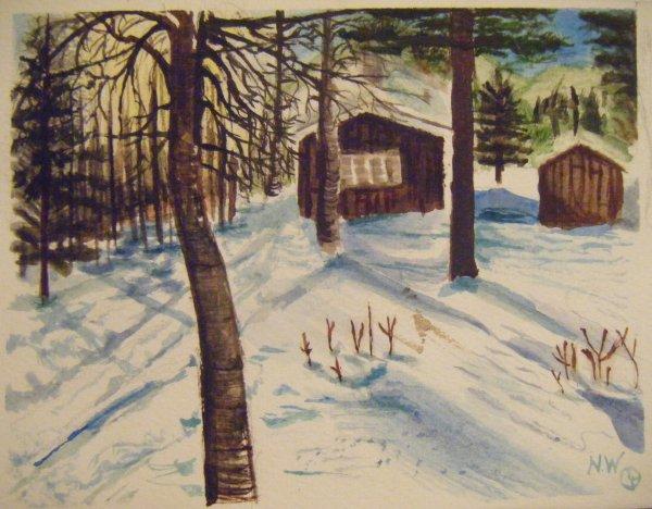 2012 Christmas card.