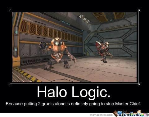 Halo Logic