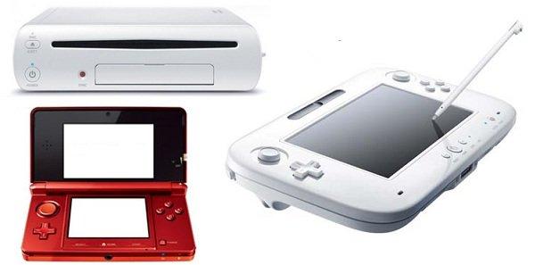 3ds Wii U
