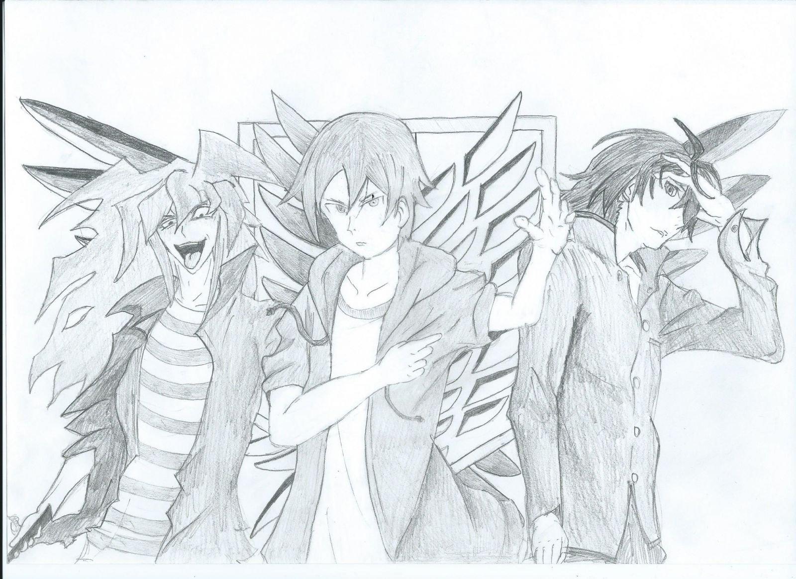 Azaxx's Anime Art