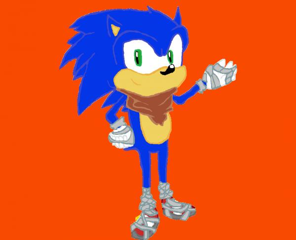 Sonic Boom (Game Design)