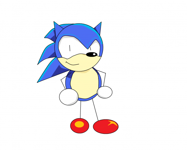 Sonic The Sketchhog