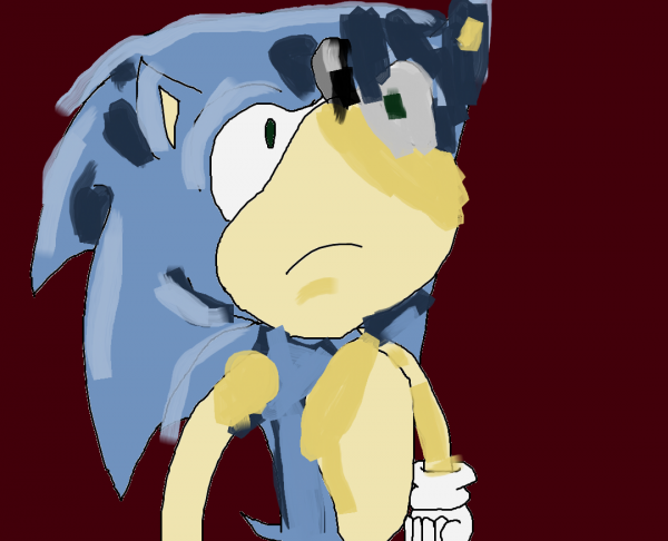 Serious Sonic