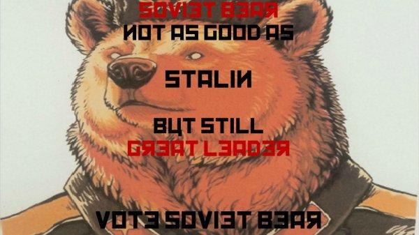 Soviet Bear 7