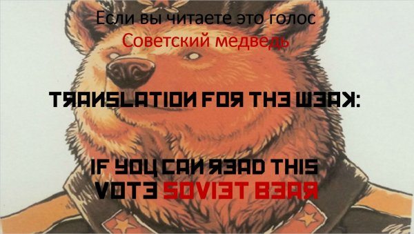 Soviet Bear 9