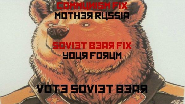 Soviet Bear 8