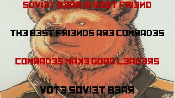 Soviet Bear 10