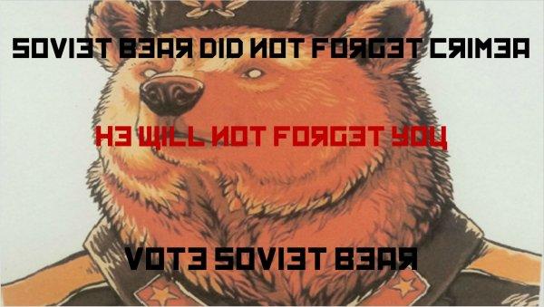 Soviet Bear 6