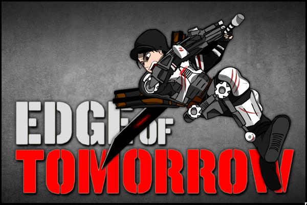 Edge of Tomorrow Cosplay