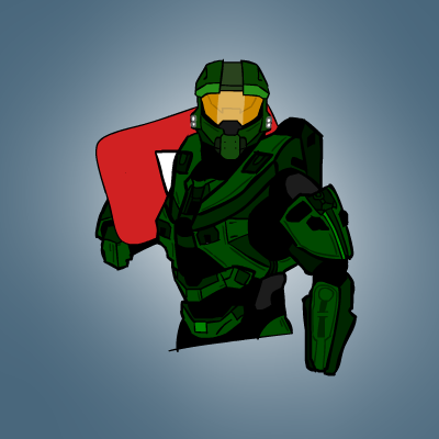 Master Chief on YouTube