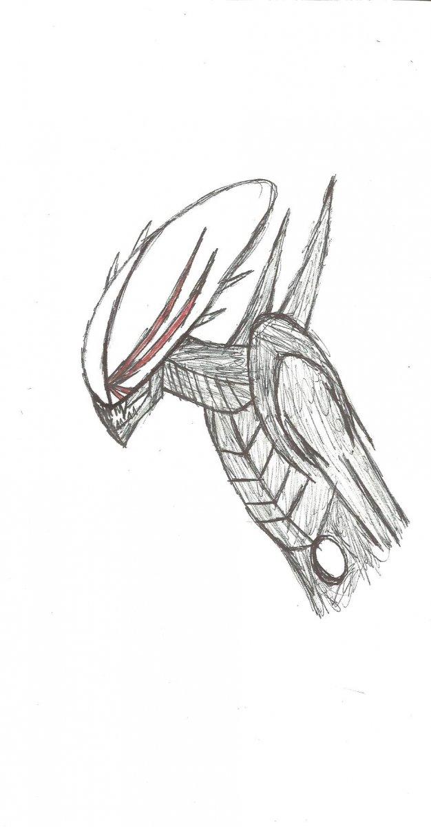 Hollow Xenomorph