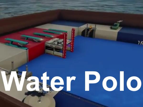 Halo 5 Gaurdians Water Polo