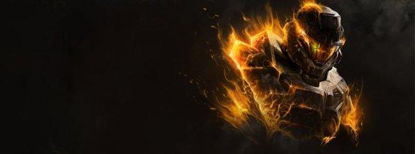 Flaming Spartan